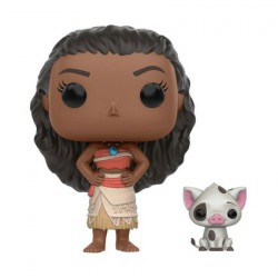 Pop Disney Moana Young Moana