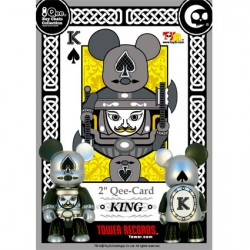 Qee Card - KING