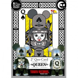 Qee Card - QUEEN