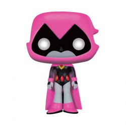 Pop Dc Teen Titans Go Raven Pink Limited Edition
