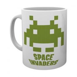 Tasse Space Invaders : Invader Wrap