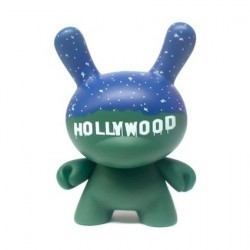 Kidrobot Dunny 2006 Los Angeles par Chad Phillips