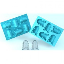 Android Ice Cube Trays