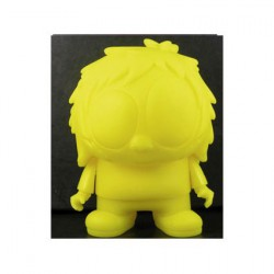 Evil Ape Yellow GID by MCA