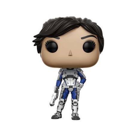 Toys Pop! Games Mass Effect Andromeda Sara Ryder Funko ...