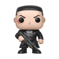 Pop Marvel Daredevil TV Punisher Secret