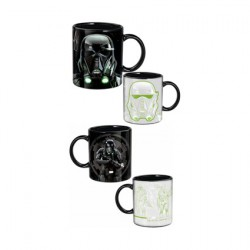 Star Wars Heat Change Mug (1 Stk)