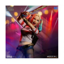 Mezco The One Suicide Squad Harley Quinn 16 cm