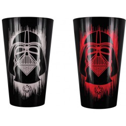 Star Wars Kylo Ren Colour Change Glass (1 stuck)