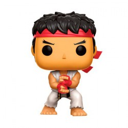 Pop Games Street Fighter Special Attack Ken Limitierte Auflage