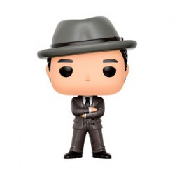 Pop Movies The Godfather Michael Corleone in Grey Suit Édition Limitée