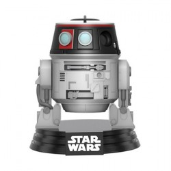Pop Star Wars Celebration 2017 Rebels Chopper (Imperial Disguise) Limited Edition