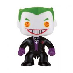 Pop DC Black Suit Joker Edition Limitée