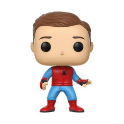 Pop Marvel Spider-Man Unmasked Spider-Man Edition Limitée