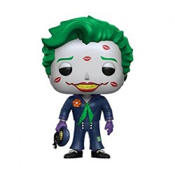 Pop DC Bombshells Joker With Kisses Édition Limitée