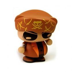 S.A.M The Pirate 4 par Red Magic