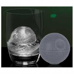 Star Wars: Death Star Silicone Ice Cube Tray