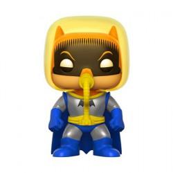 Pop SDCC 2017 Blue Chrome Batman Edition Limitée