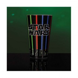 Star Wars Colour Change Glass (1 stuck)