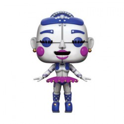 Pop Games FNAF Sister Location Ballora Chase Edition Limitée