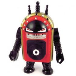 Dj Shadow & Cut Chemist Juke-Bot by Paul Insect