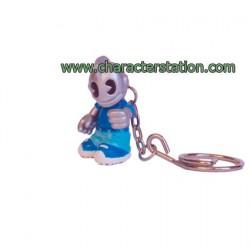 Porte clés Kidbomber : Bleu foncé