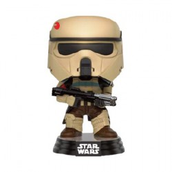 Pop Star Wars Rogue One Imperial Death Trooper Edition Limitée