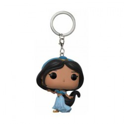Pop Pocket Porte-clés Disney Princess Mulan