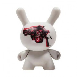 Dunny Andy Warhol Serie 2 Gun