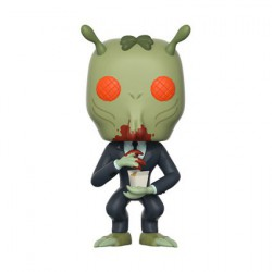 Pop Cartoons Rick and Morty Scary Teddy