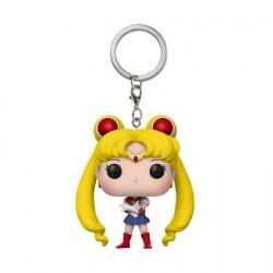 Pop Pocket Porte-clés Mickey Mouse
