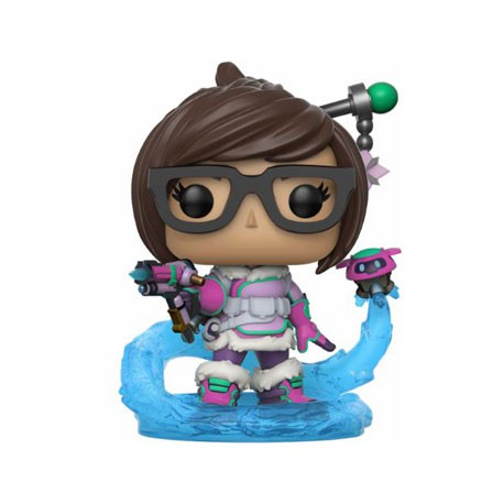 Toys Pop Game Overwatch Mei Snowball Colour Limited