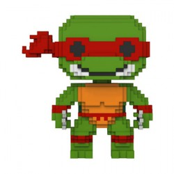 Pop Cartoons Teenage Mutant Ninja Turtles 8 bit Michelangelo