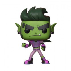 Pop DC Teen Titans Go The Night begins to Shine Cyborg
