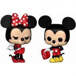 Pop Disney Mickey et Minnie Valentine Edition Limitée