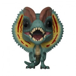 Pop Movies Jurassic Park Dilophosaurus