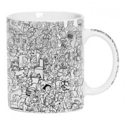 Tasse Pokemon Snorlax Mug