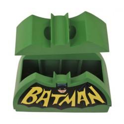 DC Comics 1966 Batman Logo Ceramic Jar