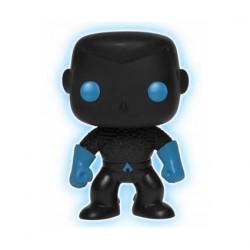 Pop DC Justice League Cyborg Silhouette Phosphoreszirend Limitierte Auflage