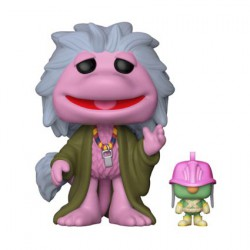 Pop Fraggle Rock Red with Doozer