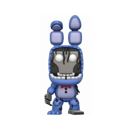 Toys Pop Games Fnaf Withered Bonnie Limited Edition Funko