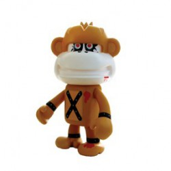 Fling Monkey by MCA Evil
