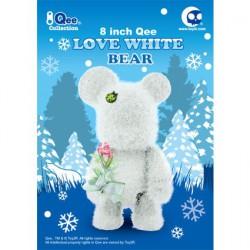 Qee Loves White (20 cm)