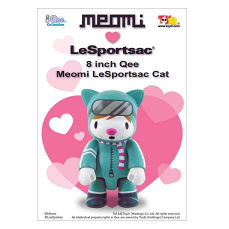 Qee Lesportsac Meomi (22 cm)