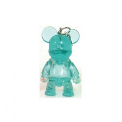 Qee Mini Bear Clear : Bleu