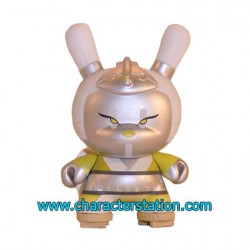 Post Apocalypse Dunny 6 by Huck Gee