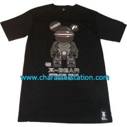 T-shirt Cyclops Bear