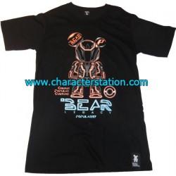 T-shirt Bear Tron 1