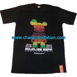 T-shirt Equalize Bear