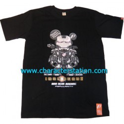 T-shirt Iron Bear War Machine